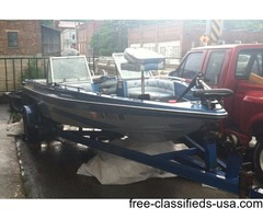 1988Astroglass Fish/Ski 150 Mercury BlackMax EXCELLENT CONDITION
