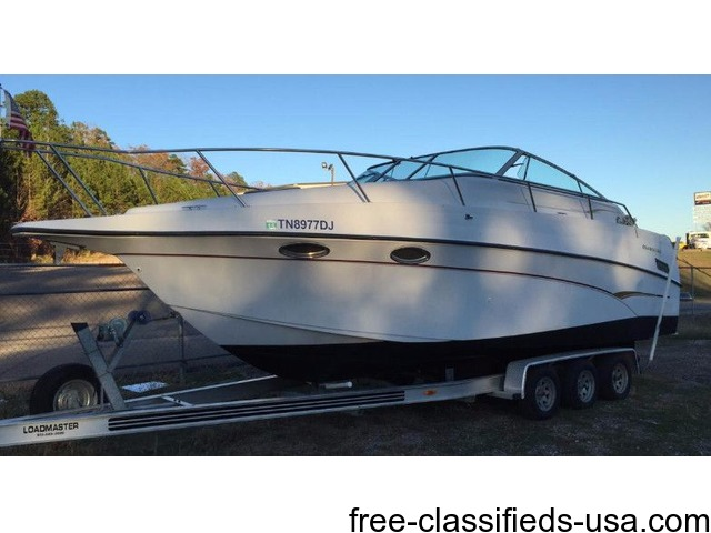 29 Ft. Crownline Cruiser w/ OR w/o Trailer