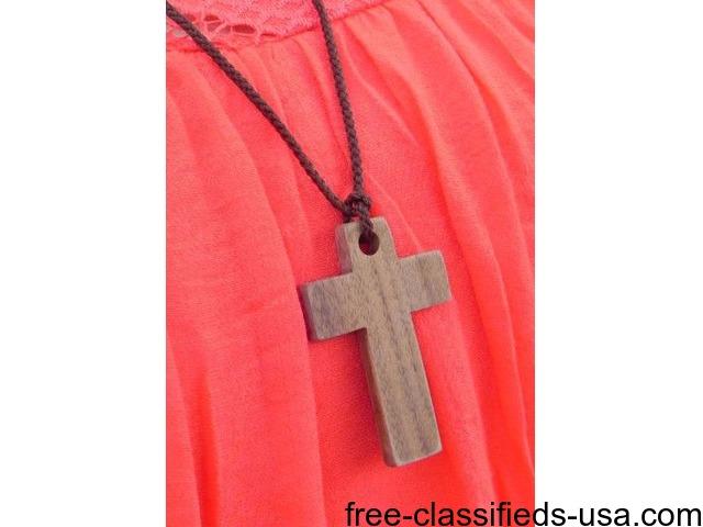 Christian Wood Crosses