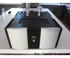 Mark Levinson No. 532 dual mono power amplifier