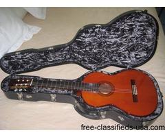 Ramirez Classical Guitar 1973 1a Incredible Brazilian Rosewood