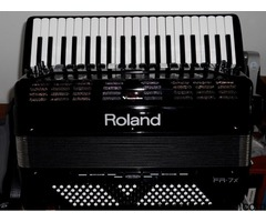Roland FR-7x Accordion, V-Accordion