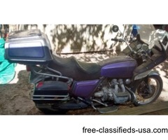 1975 Goldwing, 1000cc