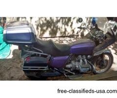 1975 Goldwing, 1000cc