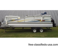 FOR SALE: PONTOON BOAT