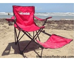 Abadak Instant Chair with Footrest