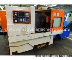 "20"" x 30"" MARATHON CNC Lathe (owner/seller)"