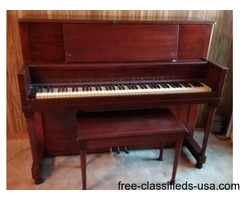 1950's Ivers & Ponds piano