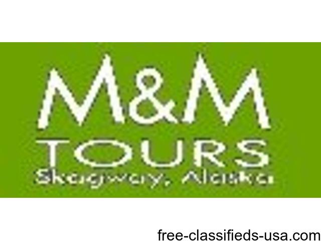 Mark Jennings M&M Skagway Alaska Tours