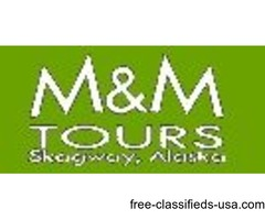 Mark Jennings M&M Skagway Alaska Tours