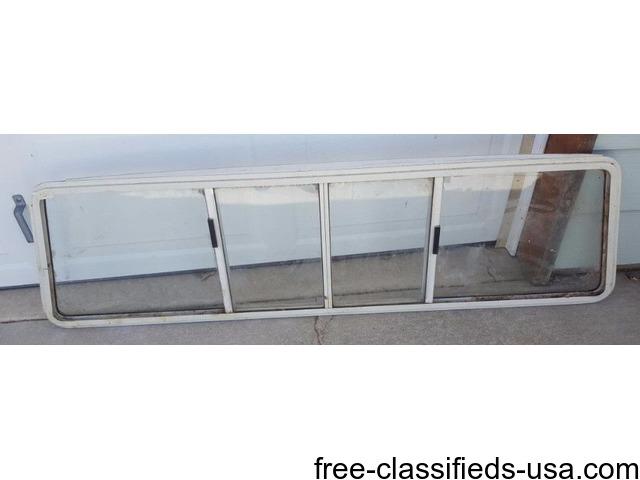 Rear sliding window for '78 F150