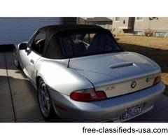 2001 BMW Z3 Roadster convertible