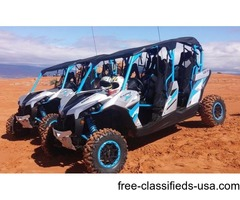 Side by Side Rentals & 4 wheelers