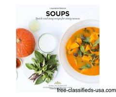 Healthy, Tasty Soups at Doorstep