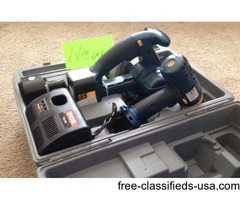 Electric saw and drill