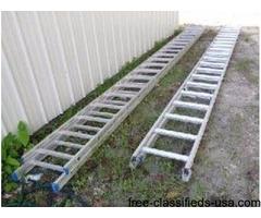 Ladder 40' Werner Extension Ladder