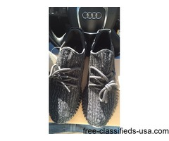 Adidas Yeezy 350 Boost Pirate Black Kanye Yeezus