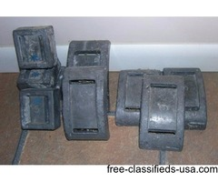 SCUBA Lead Weights