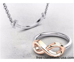 Buy Attractive 925 Silver Engagement Rings