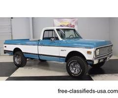 1972 Chevrolet C10 Deluxe