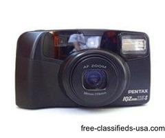 Pentax IQZoom 115S 38mm-115mm Camera