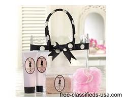 Fine French Bath Set