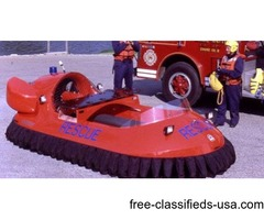 Brand New 14′ Neoteric Rescue Hovercraft 3626 Deluxe