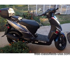2015 KYMCO Moped-ONLY 4 Miles!!