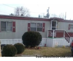 Beautiful Mobile home for Sale!