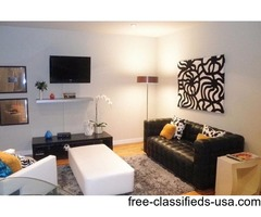 BEAUTIFULLY FURNISHED 1 BED / 1 BATH WEST HOLLYWOOD