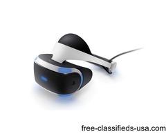 Sony PlayStation VR - Black/White