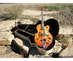GRETSCH Chet Atkins 6120 from 1957
