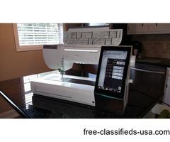 Janome Horizon 15000 Sewing Embroidery Machine