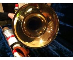 Bach Stradivarius Mt. Vernon Model 43 Trumpet
