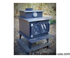wood stove MASATER'S CHOICE