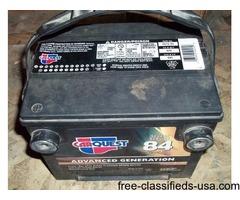 good used batteries