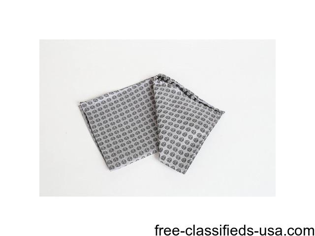Premium Range of Custom Pocket Squares Available Online