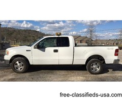 2004 Ford F-150 XL SuperCab Long Bed 4WD
