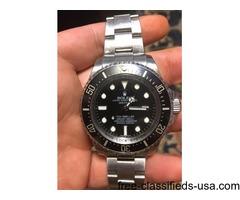 Rolex Deepsea Oyster Sea-Dweller