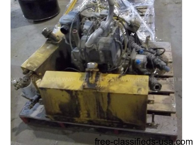 Diesel Engine-HATZ 2G40