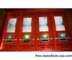 New Box of Golf balls-Reduced | free-classifieds-usa.com