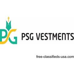 Roman Chasuble/Fiddleback Vestments - PSG Vestments