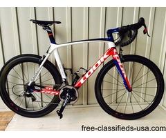 Look 695 Premium Collection 56cm carbon road bike