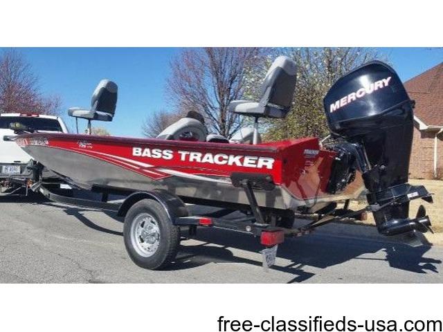 2012 Bass Tracker 175 TXW