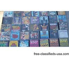rap/rb/hip hop cd lot