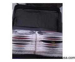 binder cd rap collection