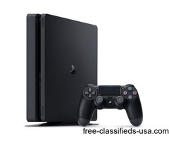 Sony PlayStation 4 1TB - Black