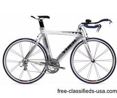 Trek Equinox TTX 9.0 All Carbon Fiber Frame Triathlon/Road Bike