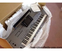 Buy: Yamaha Tyros 5,Yamaha YTS-875EX,PIONEER CDJ-1000,Korg M3