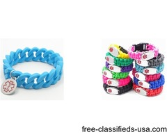 Kids Id Bracelets
